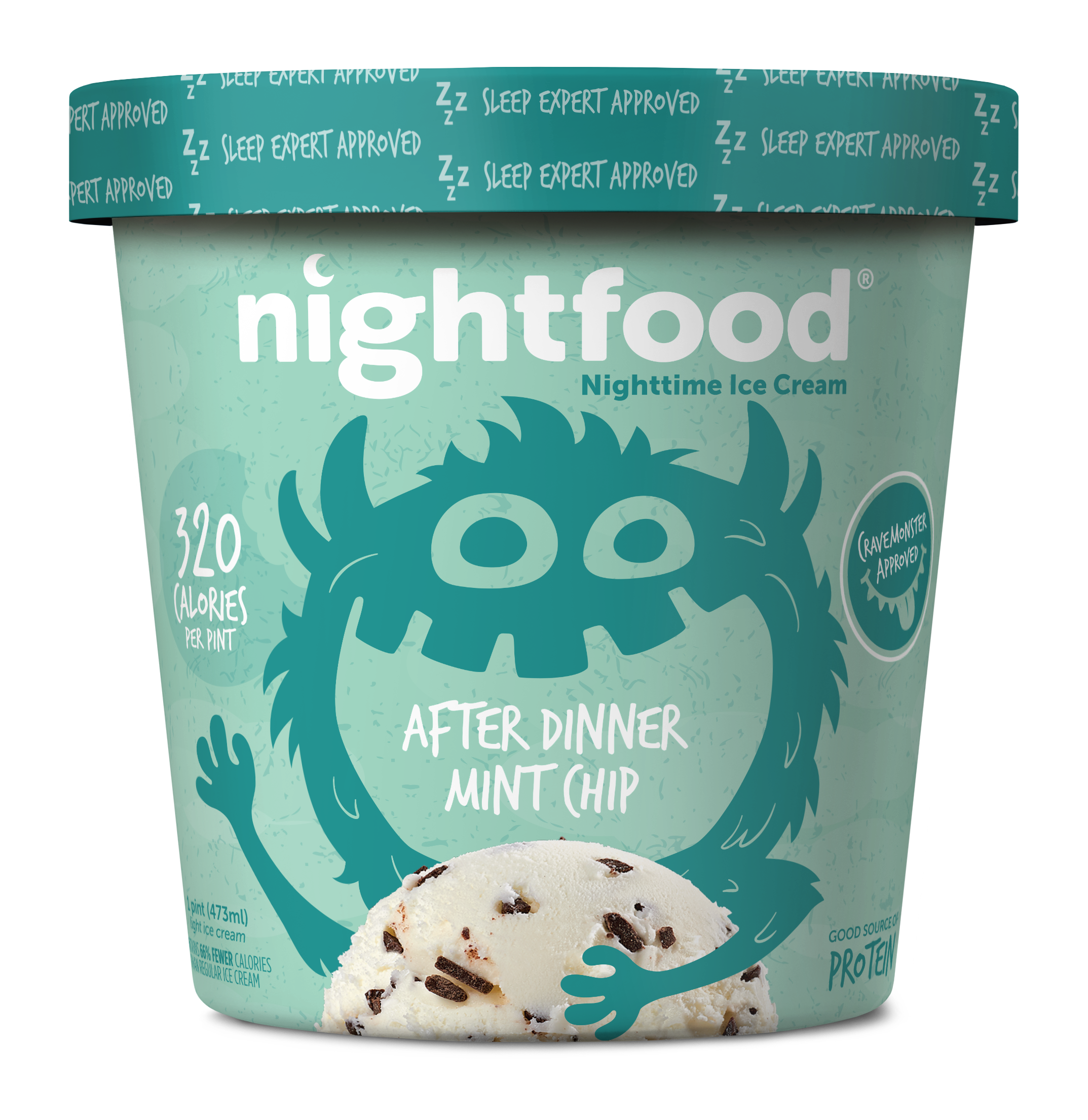 Nightfood Ice Cream - Get a FREE Pint Coupon